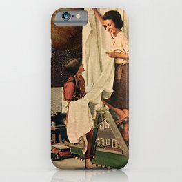 Good Afternoon, Good Evening, and Good Night iPhone Case