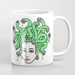 Medusa Anime Coffee Mug