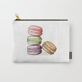 Desserts: Macarons Carry-All Pouch