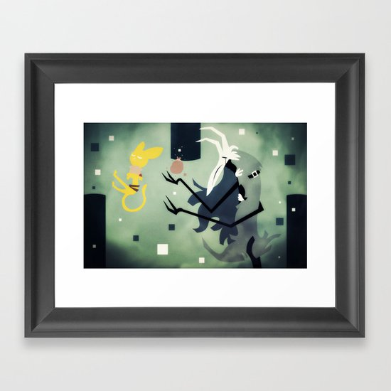 I Could Give You Everything Framed Art Print