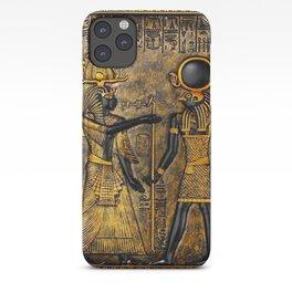 Egyptian Gods iPhone Case