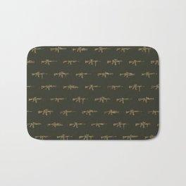 AR15 Pattern Bath Mat
