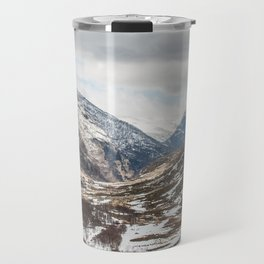 Norwegian heights Travel Mug
