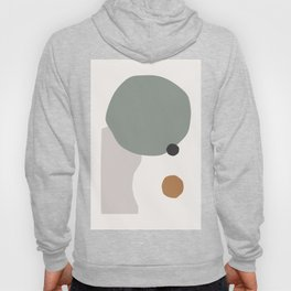 Earth Colors Illustration - art, interior, matisse, picasso, drawing, decor, design, bauhaus, abstra Hoody