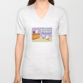 Irreconcilable Differences Unisex V-Neck