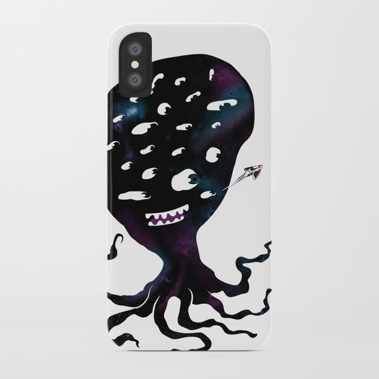 All Seeing Universe iPhone Case