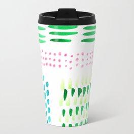 July Brushstrokes Travel Mug