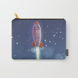 Lift off! Carry-All Pouch