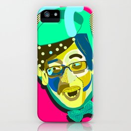 Yoo Jae-Seok/유재석. iPhone Case