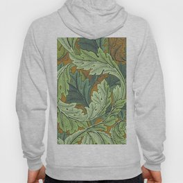 """William Morris """"Acanthus"""" 7. Hoody"""
