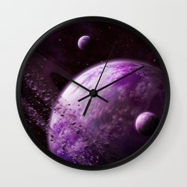 Xianthen-18 Wall Clock