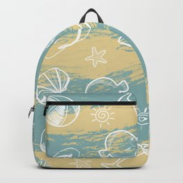 Beachy Summer Backpack