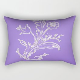 flower . art ( https://society6.com/totalflora/collection Rectangular Pillow