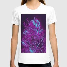 """ABSTRACT LIQUIDS XXXII """"32"""" T-shirt"""