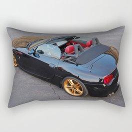 erica roadster Rectangular Pillow