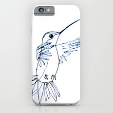 Hummingbird B iPhone 6s Slim Case