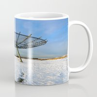 halo Mugs featuring Halo by Best Light Images