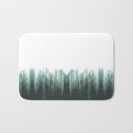 Splashes of Rain Bath Mat