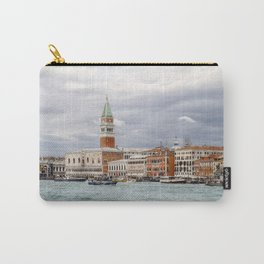 Le grand canal Plaza San Marco Venezia Carry-All Pouch