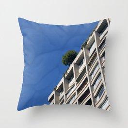 solipsism Throw Pillow
