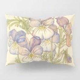 "Charles Rennie Mackintosh ""Flowers & Plants"" (3) Pillow Sham"