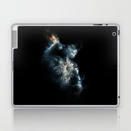 Fire on the Mound - In Broken Tongue Laptop & iPad Skin