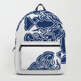 Chinese Knot 02 Backpack
