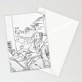 Jack and Millie Stationery Cards