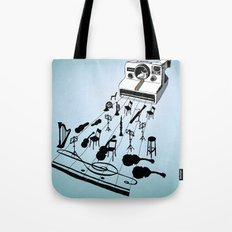 musical moment Tote Bag