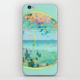 Alissia World B iPhone Skin