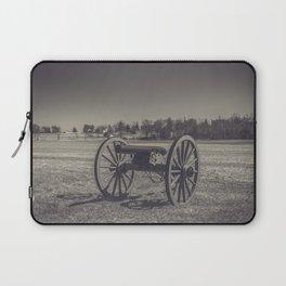 Artillery Placement Gettysburg National Military Park Pennsylvania Civil War Battlefield  Laptop Sleeve