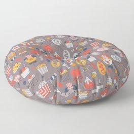 Big top treats. Funny Circus Floor Pillow