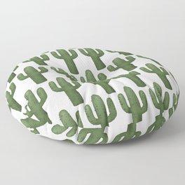 Cacti Pattern Floor Pillow