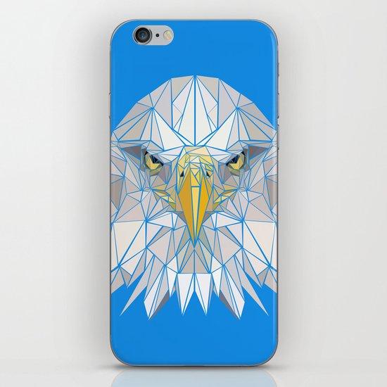 Blue Eagle iPhone & iPod Skin