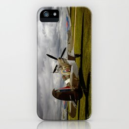 Spitfire iPhone Case