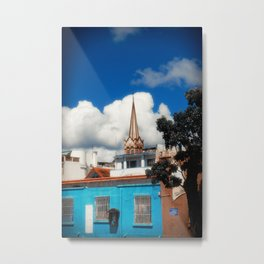 Church in Old City Metal Print