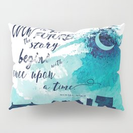 The Lunar Chronicles Quote Pillow Sham