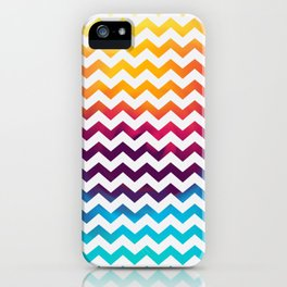 Rainbow Zoon iPhone Case