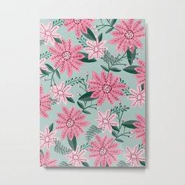 flowers / 53 Metal Print