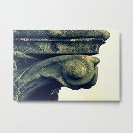 Timeworn Capital Metal Print