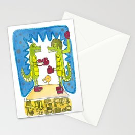 See you later alligator Stationery Cards