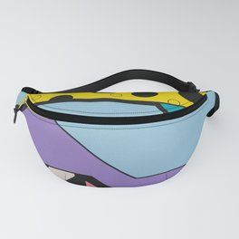 Cool Runnings Fanny Pack