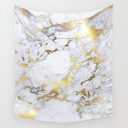 Original Gold Marble Wall Tapestry