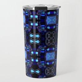 Cyber Lights Travel Mug