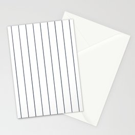 Pinstripes Stationery Cards