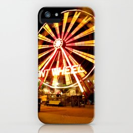 Giant Wheel iPhone Case