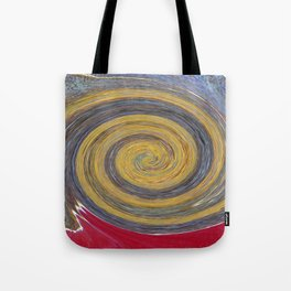 Swirl 02 - Colors of Rust / RostArt Tote Bag