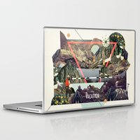 island Laptop & iPad Skins featuring island Vacation by Dawn Gardner