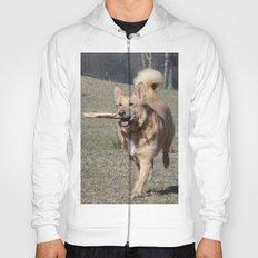 Running Dog Hoody
