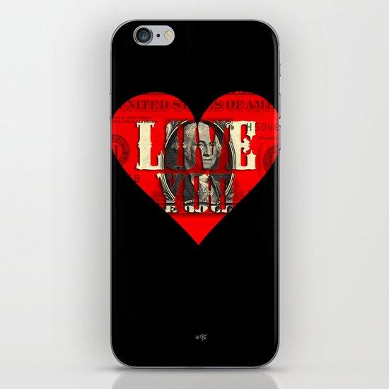 Modern Times - Real Love iPhone & iPod Skin